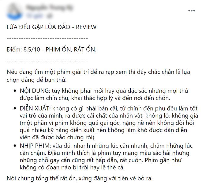 Netizen chấm điểm cao tuyệt đối cho Lừa Đểu Gặp Lừa Đảo của Baifern, bóc phốt phim khiến dân tình cười đau ruột - ảnh 6