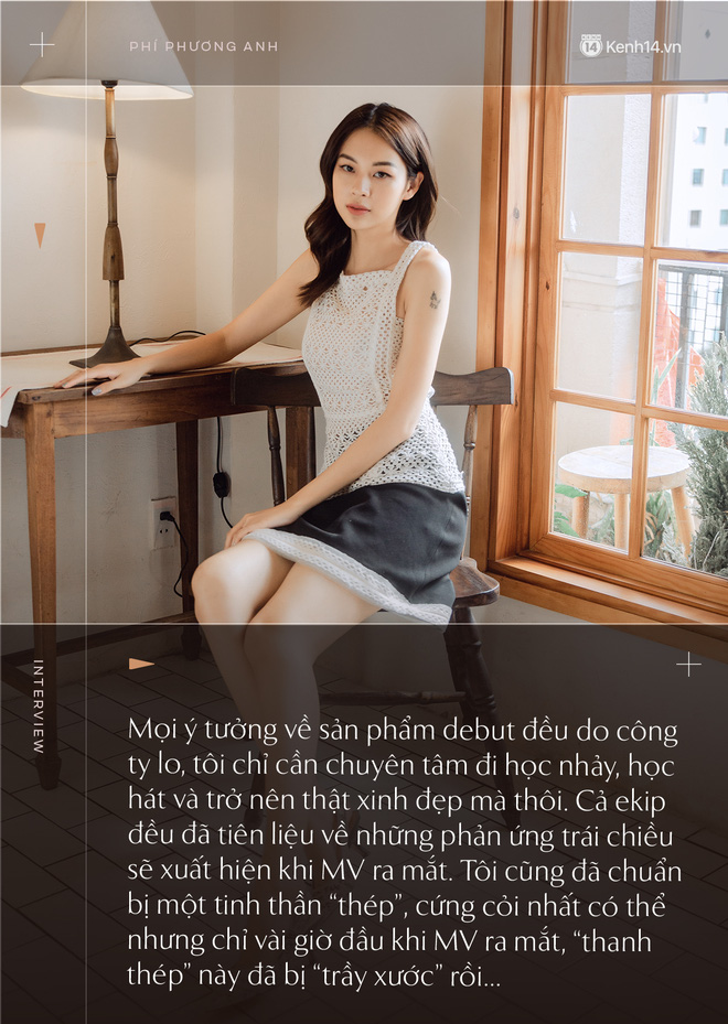 Phí Phương Anh: Tôi thần tượng và có rất nhiều thứ cần hỏi chị Chi Pu trên con đường âm nhạc của mình - Ảnh 8.