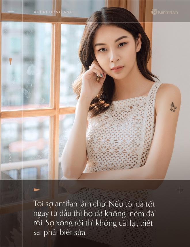 Phí Phương Anh: Tôi thần tượng và có rất nhiều thứ cần hỏi chị Chi Pu trên con đường âm nhạc của mình - Ảnh 10.