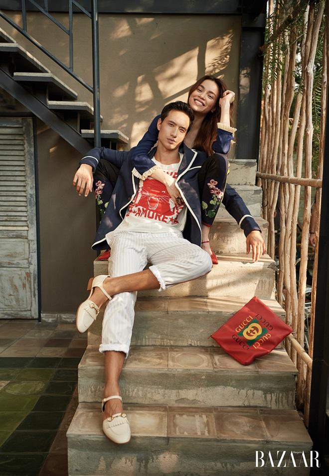 2 cặp đôi siêu hot của Vbiz: Cường Đô La - Thu Trang đơn giản nhưng vẫn xịn xò , Hà Hồ - Kim Lý lên đồ thế nào mà hút fan vậy? - ảnh 18