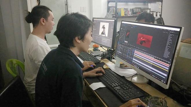 Nhóm Đuốc Mồi và dự án Việt Sử Kiêu Hùng: Khi người Việt yêu lịch sử bằng điện ảnh - ảnh 3