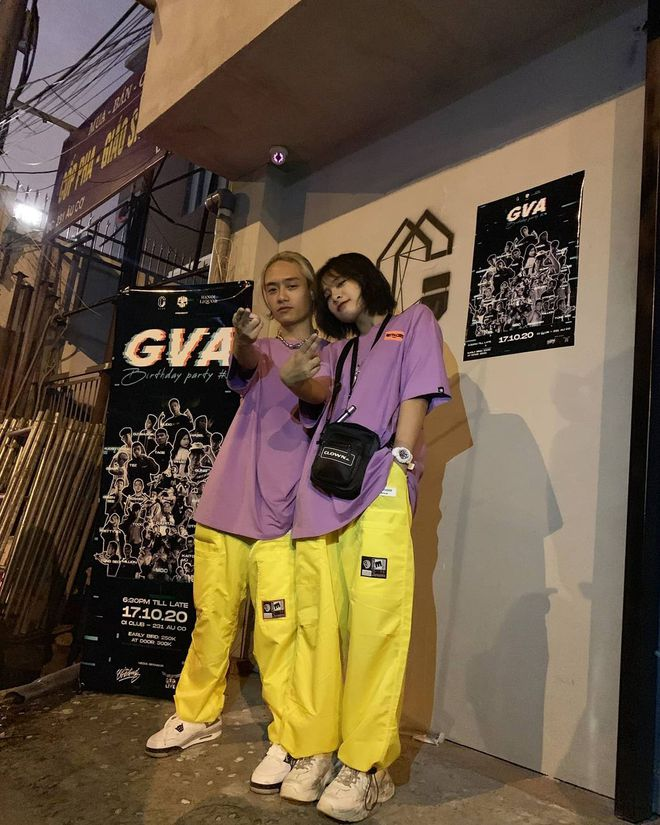 Nói gì thì nói, đồ local brand vẫn là chân ái trong lòng hội rapper Việt - Ảnh 3.