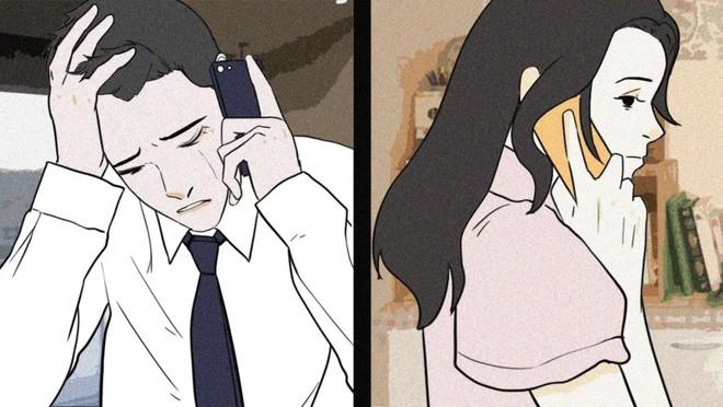 2 giờ sáng, người yêu cũ gọi điện tới: Không làm phiền là sự dịu dàng cuối cùng ta dành cho nhau - ảnh 2
