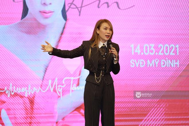 Mỹ Tâm công bố KPI đồ sát Vpop năm 2021: MV có tên Hào Quang, 2 liveshow SVĐ khủng và 1 phim tài liệu gây sốc - ảnh 4