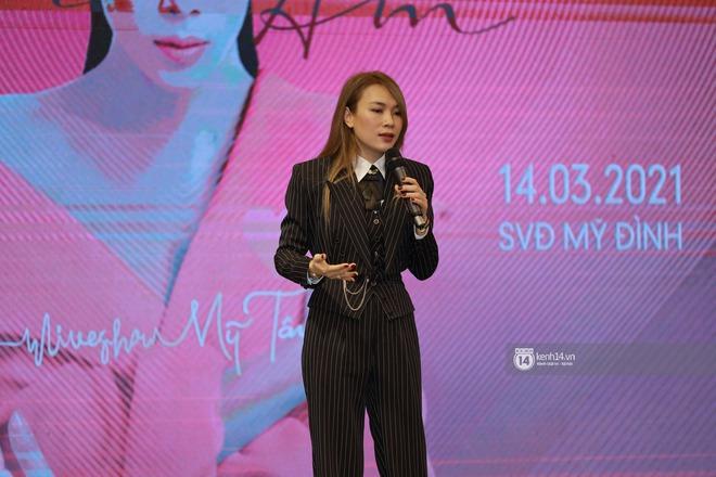 Mỹ Tâm công bố KPI đồ sát Vpop năm 2021: MV có tên Hào Quang, 2 liveshow SVĐ khủng và 1 phim tài liệu gây sốc - ảnh 2