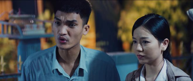 Ốc Thanh Vân hóa siêu mẹ bỉm ôm con đu lầu chạy trốn, 500 anh em yang hồ cũng làm không lại ở trailer Lật Mặt: 48H - ảnh 9