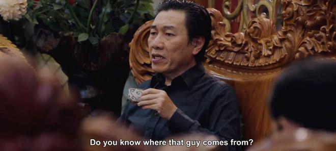 Ốc Thanh Vân hóa siêu mẹ bỉm ôm con đu lầu chạy trốn, 500 anh em yang hồ cũng làm không lại ở trailer Lật Mặt: 48H - ảnh 5