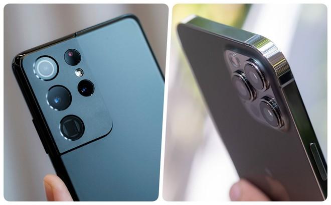 Samsung vừa trình làng Galaxy S21 Ultra với cực nhiều nâng cấp, nhưng bấy nhiêu đó có đủ để đánh đổ ngôi vương của iPhone 12 Pro Max? - ảnh 1