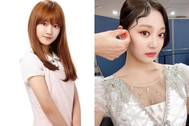 """Qua """"bàn tay phù phép"""" của SM về makeup và tóc tai: Dàn idol lột xác bất ngờ, nhất là mỹ nhân nhà aespa - ảnh 2"""
