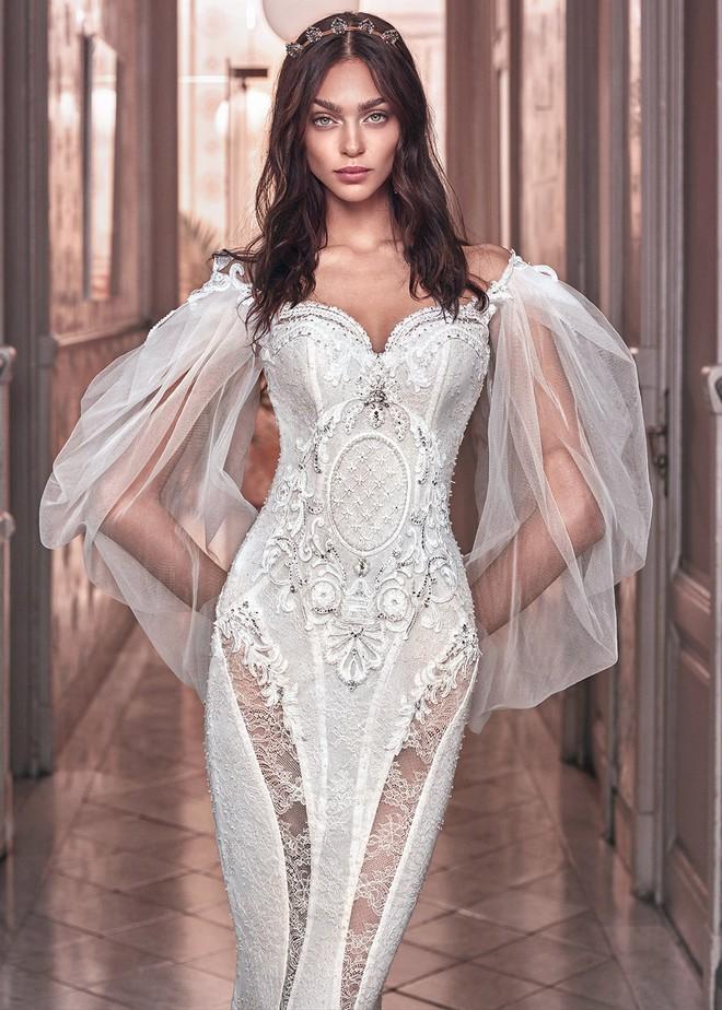 Minh Hằng khoe dáng nuột trong chiếc váy 350 triệu, ai ngờ đó chính là váy cưới của Beyoncé - ảnh 5