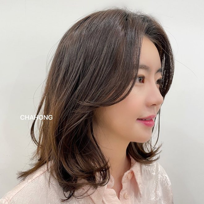 Có tận 4 kiểu tóc tỉa layer xinh mê hồn cho bạn chọn để Tết này được khen là đẹp và sang hơn năm ngoái bao nhiêu - ảnh 10