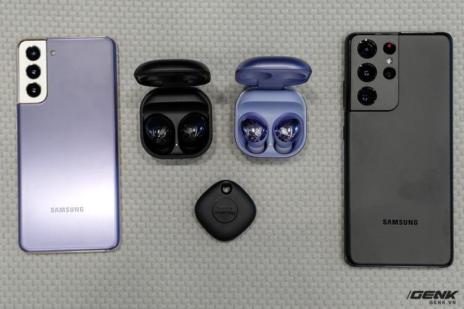 Trên tay Galaxy S21 và S21 Ultra vừa ra mắt: Làm chủ cuộc chơi với thiết kế đổi mới, camera nhiều nâng cấp về phần cứng lẫn phần mềm - ảnh 17