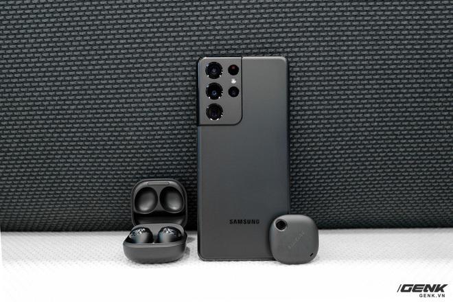 Trên tay Galaxy S21 và S21 Ultra vừa ra mắt: Làm chủ cuộc chơi với thiết kế đổi mới, camera nhiều nâng cấp về phần cứng lẫn phần mềm - ảnh 19
