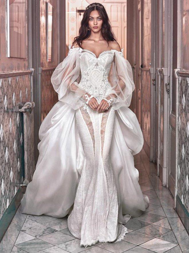 Minh Hằng khoe dáng nuột trong chiếc váy 350 triệu, ai ngờ đó chính là váy cưới của Beyoncé - ảnh 6