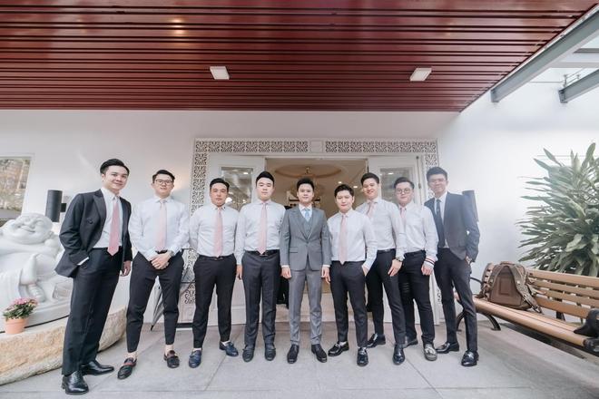"""Dàn khách khủng của đám cưới Phan Thành: Minh Nhựa và Cường Đô La """"chắc suất"""", không thể thiếu con gái đại gia thuỷ sản kiêm bạn thân cô dâu - ảnh 19"""