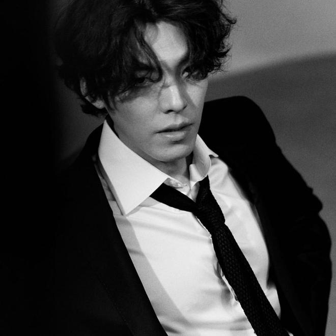 Kim Woo Bin cuối cùng đã lấy lại visual nam thần sau khi chữa ung thư: Mặt như tượng tạc, mái tóc thôi cũng lịm tim - ảnh 3