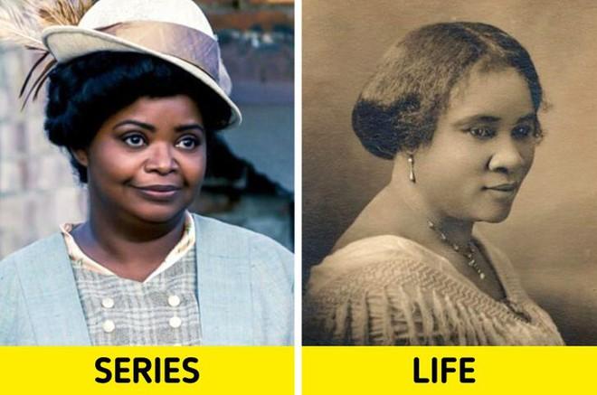Câu chuyện về nữ triệu phú đầu tiên trong lịch sử: Từ con gái của một nô lệ làm nên sự nghiệp lớn, hiên ngang tiến vào ngôi đền kỷ lục thế giới - ảnh 1