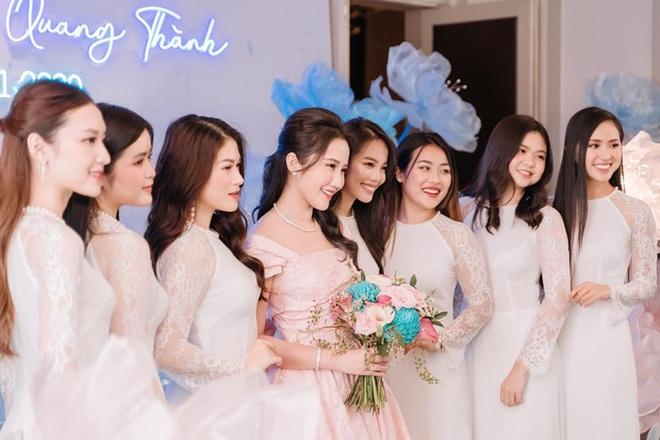 """Dàn khách khủng của đám cưới Phan Thành: Minh Nhựa và Cường Đô La """"chắc suất"""", không thể thiếu con gái đại gia thuỷ sản kiêm bạn thân cô dâu - ảnh 17"""