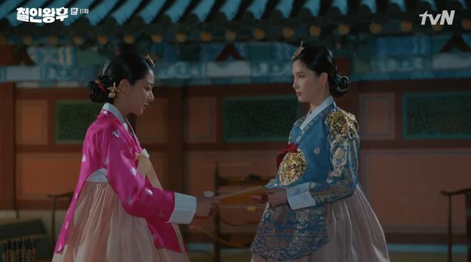 Mr. Queen tập 11 bẻ lái căng đét: Cả Kim Jung Hyun lẫn Shin Hye Sun đồng loạt bỏ mạng? - ảnh 1