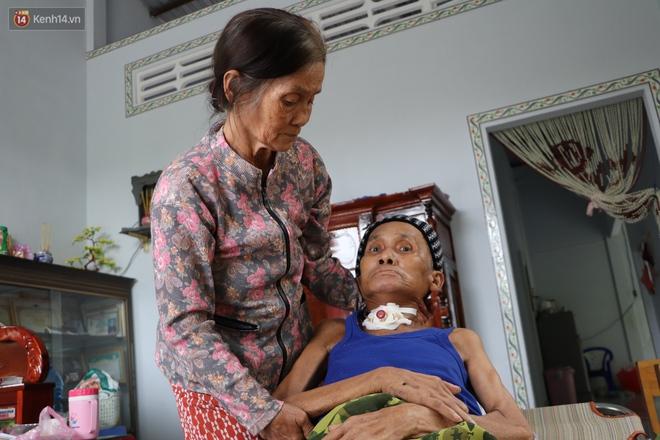 Xót cảnh cụ bà chăm chồng lở loét khắp người, muốn đưa đi viện nhưng không đủ chi phí: Ổng chỉ mong chết đi cho bà bớt khổ - Ảnh 14.