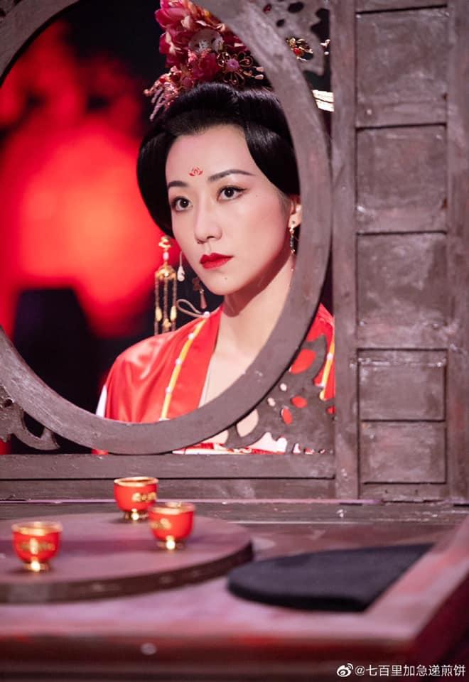 Hội bạn gái Thành Nghị đua nhau hóa Tứ đại mỹ nhân xứ Trung ai cũng xinh nức nở - ảnh 7