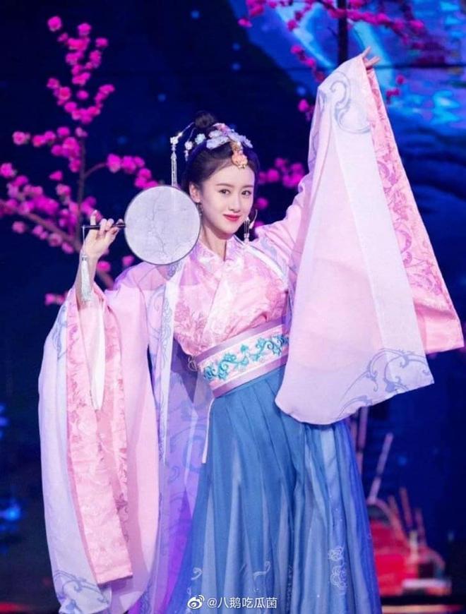 Hội bạn gái Thành Nghị đua nhau hóa Tứ đại mỹ nhân xứ Trung ai cũng xinh nức nở - ảnh 3