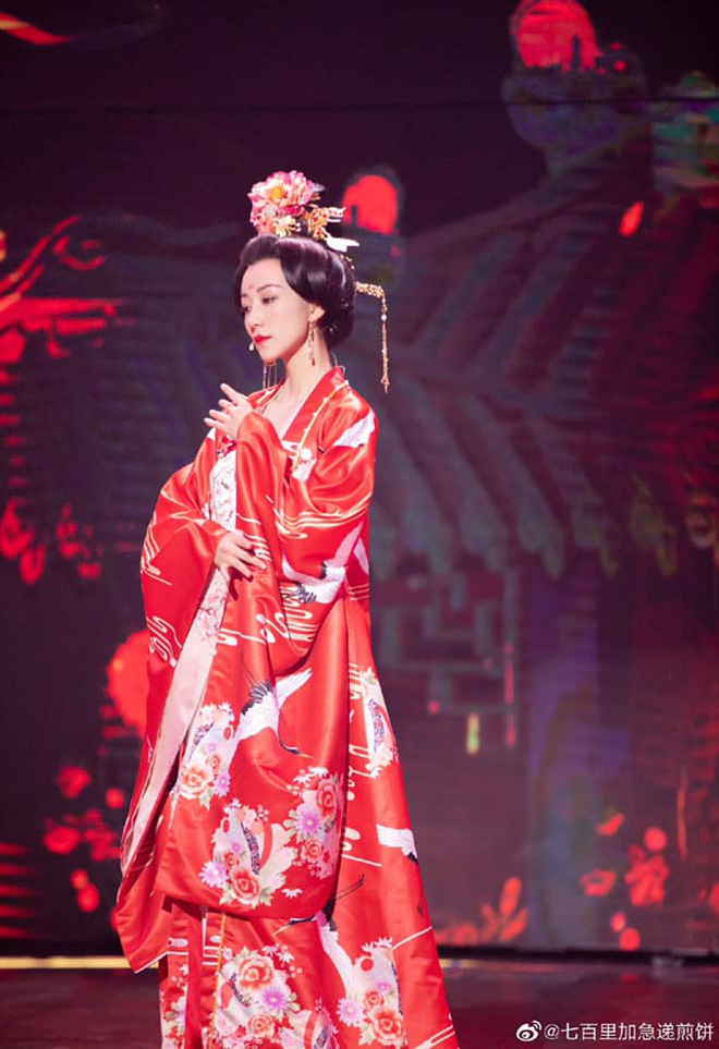 Hội bạn gái Thành Nghị đua nhau hóa Tứ đại mỹ nhân xứ Trung ai cũng xinh nức nở - ảnh 6
