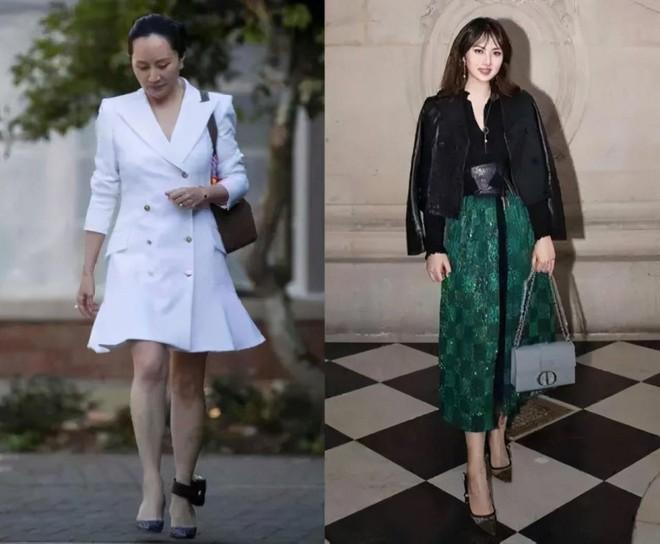 Những điều ít biết về Đại Công chúa Huawei: Tài giỏi, khí chất át vía cô em cùng cha khác mẹ kém 26 tuổi vừa gia nhập Cbiz - ảnh 5