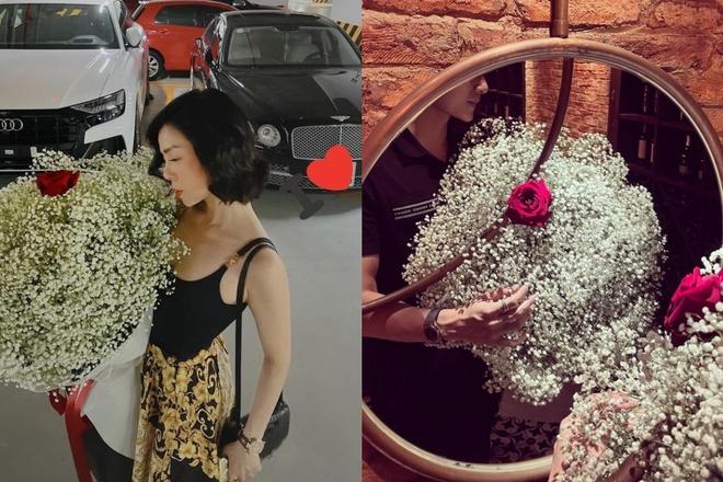 Soi hint hẹn hò của Lệ Quyên và Lâm Bảo Châu: Kè kè như hình với bóng từ đi du lịch đến dự sự kiện, còn rắc thính ngọt lịm trên MXH - ảnh 11