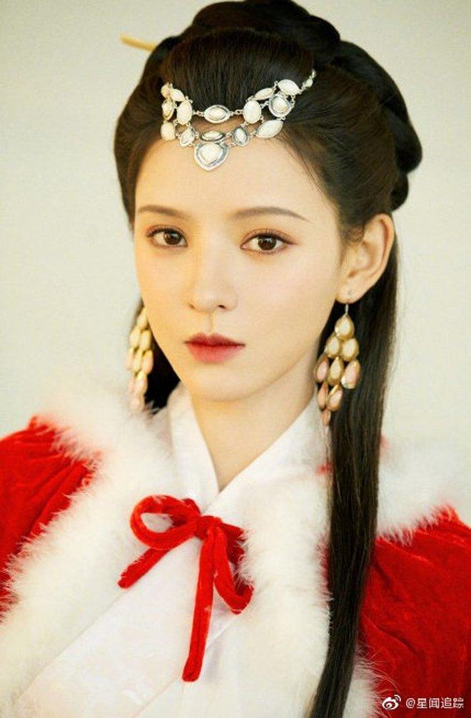 Hội bạn gái Thành Nghị đua nhau hóa Tứ đại mỹ nhân xứ Trung ai cũng xinh nức nở - ảnh 5