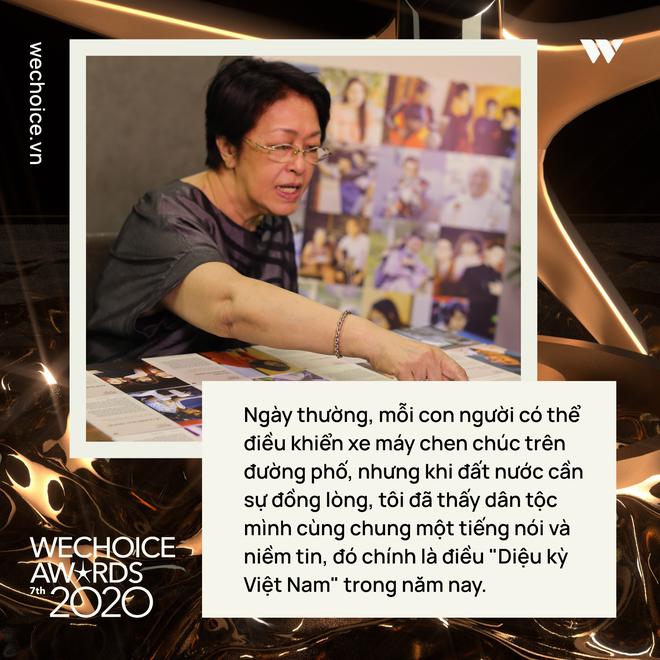 Bà Tôn Nữ Thị Ninh nói về 20 Nhân vật truyền cảm hứng: Nhờ WeChoice mà tôi biết đến So Y Tiết, tôi rất thích anh chàng này - ảnh 1
