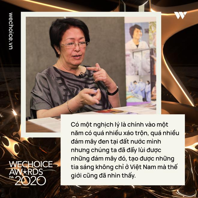 Bà Tôn Nữ Thị Ninh nói về 20 Nhân vật truyền cảm hứng: Nhờ WeChoice mà tôi biết đến So Y Tiết, tôi rất thích anh chàng này - ảnh 2