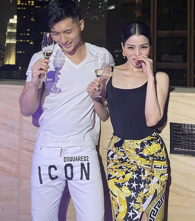 Soi hint hẹn hò của Lệ Quyên và Lâm Bảo Châu: Kè kè như hình với bóng từ đi du lịch đến dự sự kiện, còn rắc thính ngọt lịm trên MXH - ảnh 18