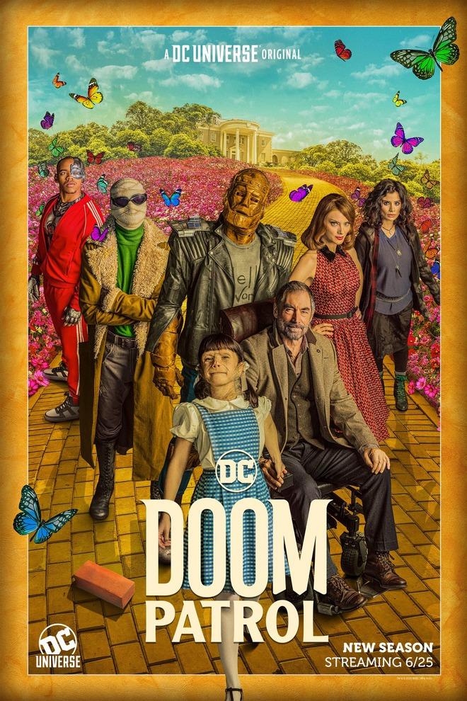 So kè loạt series bom tấn của DC và Marvel để cày lẹ: Phim nào không xem là phí, phim nào nên... lướt? - ảnh 14