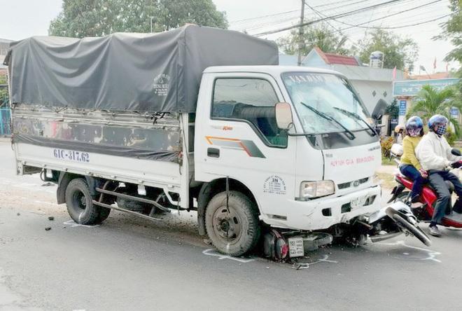 Tài xế ngủ gật, xe tải tông nhiều người: Nữ sinh lớp 7 tử vong - ảnh 2