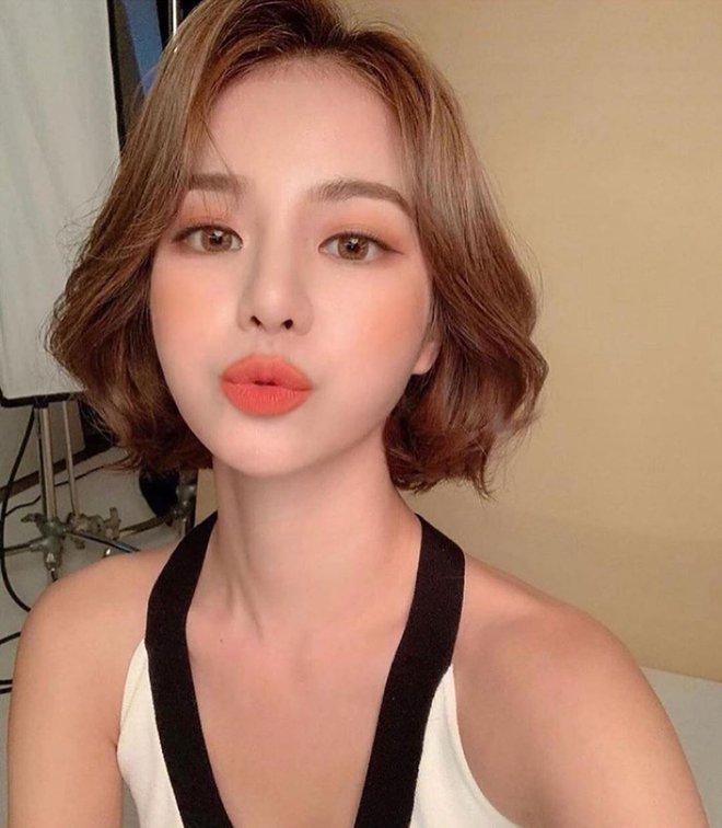 4 kiểu tóc ngắn đang làm mưa làm gió tại các salon Hàn Quốc, diện lên là trẻ xinh hơn hẳn - ảnh 13
