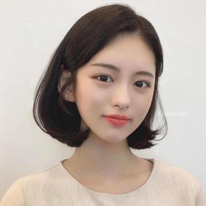 4 kiểu tóc ngắn đang làm mưa làm gió tại các salon Hàn Quốc, diện lên là trẻ xinh hơn hẳn - ảnh 2