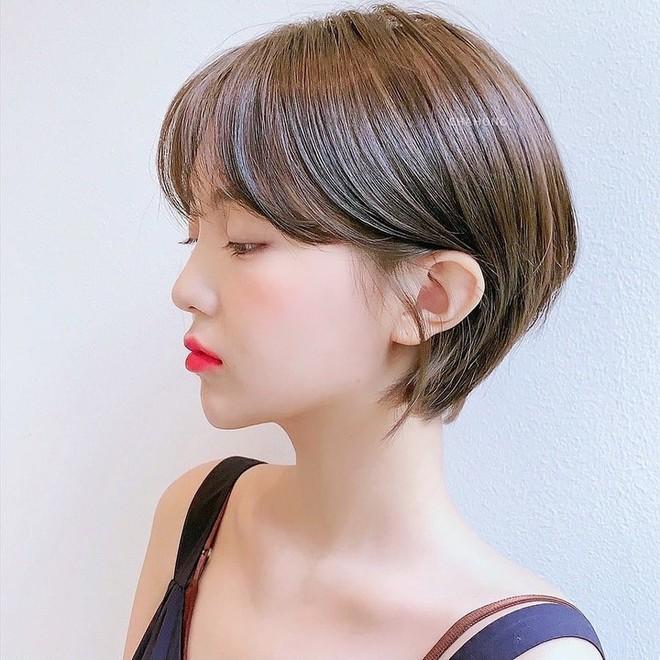 4 kiểu tóc ngắn đang làm mưa làm gió tại các salon Hàn Quốc, diện lên là trẻ xinh hơn hẳn - ảnh 6