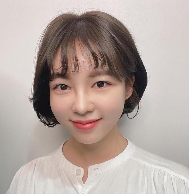 4 kiểu tóc ngắn đang làm mưa làm gió tại các salon Hàn Quốc, diện lên là trẻ xinh hơn hẳn - ảnh 7