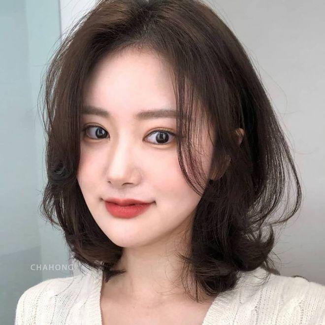 4 kiểu tóc ngắn đang làm mưa làm gió tại các salon Hàn Quốc, diện lên là trẻ xinh hơn hẳn - ảnh 8