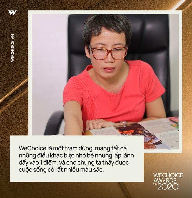 Nhà báo Trần Mai Anh: 20 đề cử WeChoice Awards năm nay đã tạo nên một bức tranh xã hội không bị thiên vị bởi điều gì - ảnh 1
