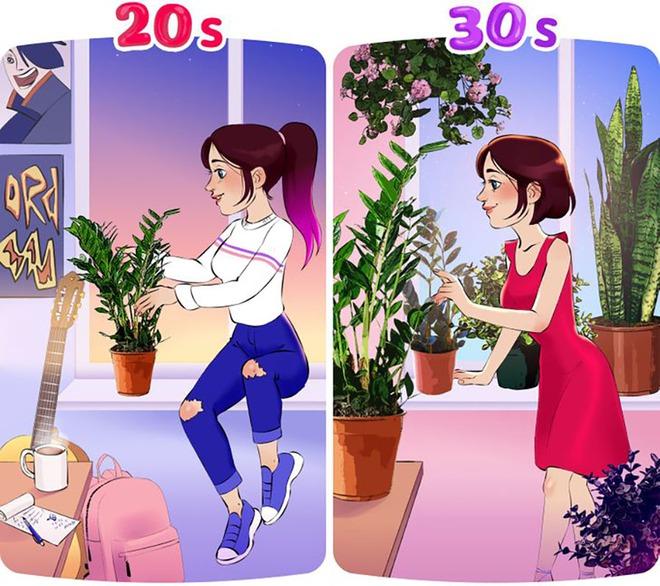 Bạn đã sống chậm như tuổi 30 chưa hay vẫn mê chơi như hồi 20 tuổi? - ảnh 6