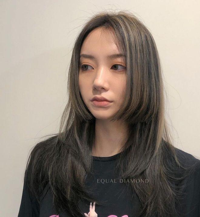 5 trend tóc dài đang hot nhất ở các tiệm Hàn Quốc lúc này, đặt ngay lịch cắt để trẻ ra 5 tuổi là ít - ảnh 12