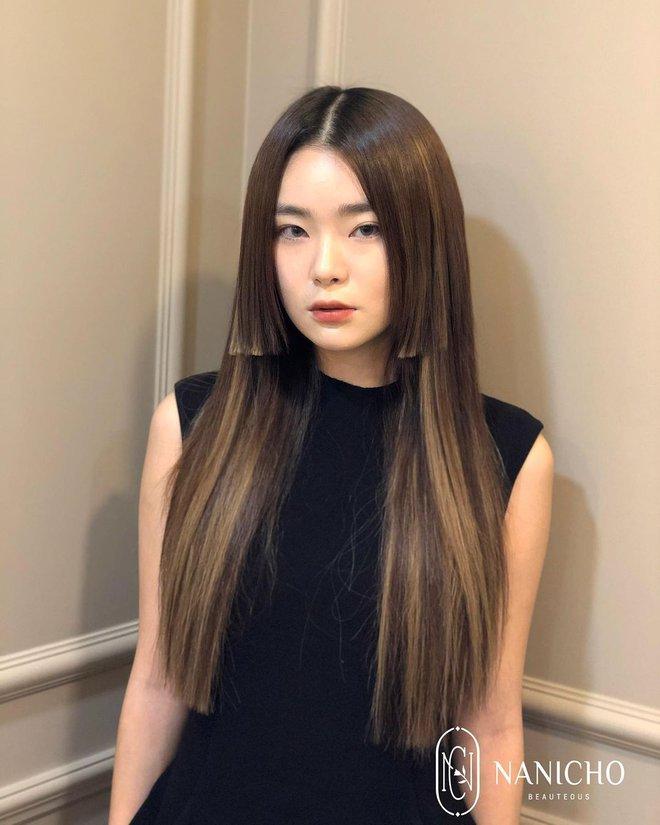 5 trend tóc dài đang hot nhất ở các tiệm Hàn Quốc lúc này, đặt ngay lịch cắt để trẻ ra 5 tuổi là ít - ảnh 13