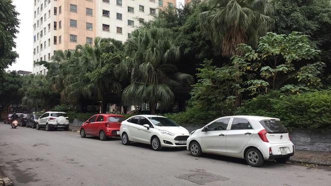 Điều tra vụ ôtô của cư dân nghi bị đập phá vì không gửi vào bãi - ảnh 3