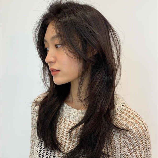 5 trend tóc dài đang hot nhất ở các tiệm Hàn Quốc lúc này, đặt ngay lịch cắt để trẻ ra 5 tuổi là ít - ảnh 4