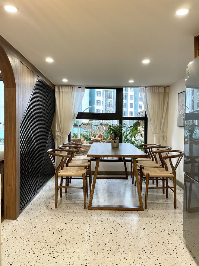 """Căn hộ 70m2 được """"hô biến"""" thành nhà duplex hết 1,3 tỷ, nội thất không cầu kì nhưng vẫn đẹp mê - Ảnh 3."""