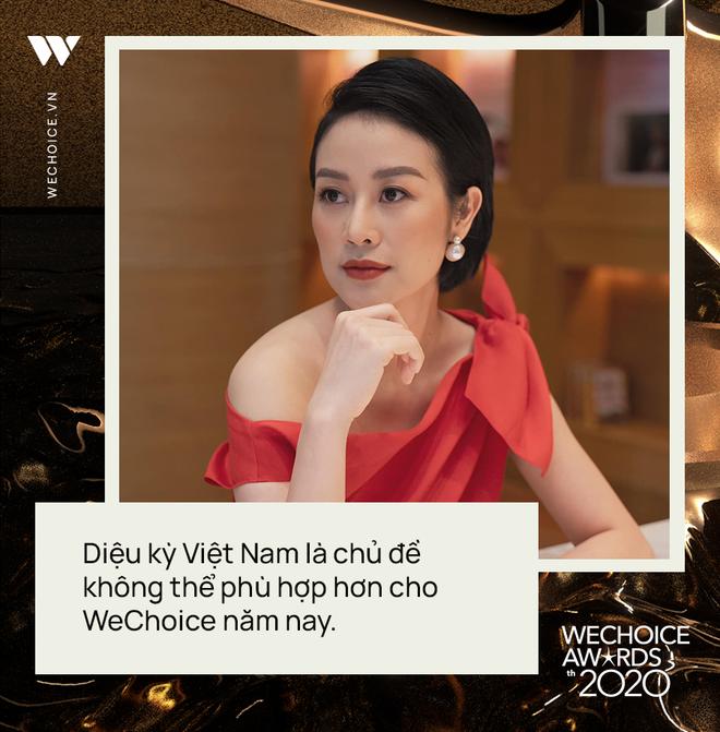 MC Phí Linh trải lòng về màn comeback ở WeChoice Awards 2020, hé lộ về điều diệu kỳ và gương mặt đề cử gây ấn tượng nhất mùa giải - ảnh 2