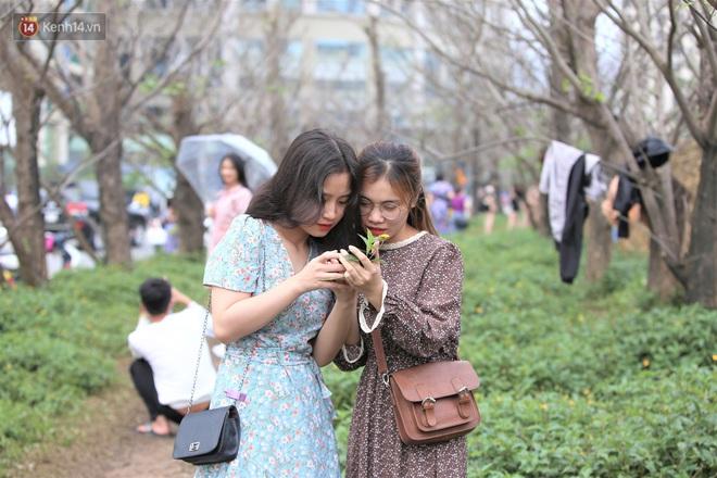 Người dân đổ xô đến check in con đường mùa đông đẹp như trong phim Hàn ở Đà Nẵng - ảnh 16