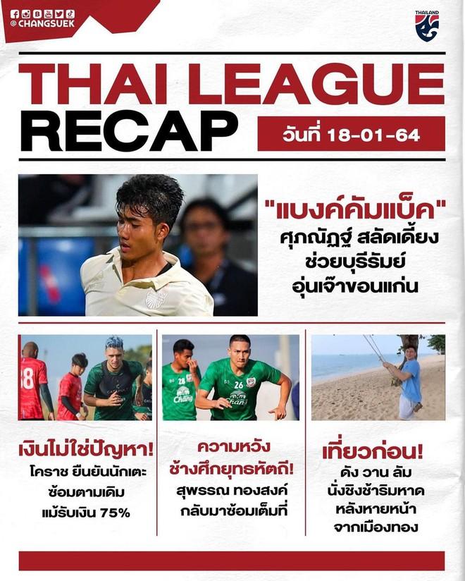 Giữa lúc tranh cãi cực căng với Muangthong United, Văn Lâm đăng video thảnh thơi chơi xích đu với bạn gái gây bão - ảnh 1